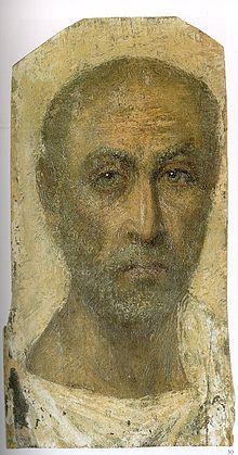 Fayum mummy portraits - Wikipedia, the free encyclopedia