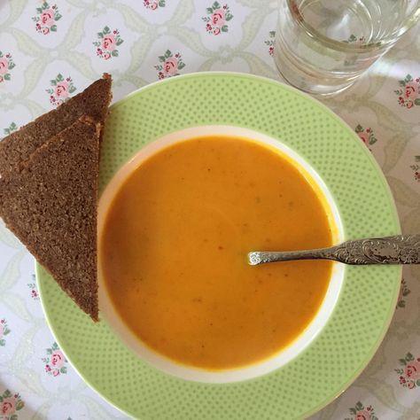 Más de 25 ideas increíbles sobre Hokkaido kürbissuppe en Pinterest - kürbissuppe rezept chefkoch