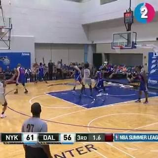 The Top 5 Plays from Day 1 of the Orlando Pro Summer League!  Today's action tips off at 1pm/et on NBA TV.
