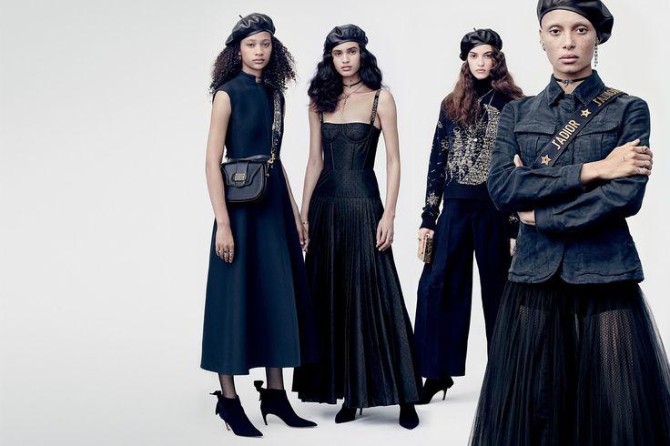 Dior 2017 Fall/Winter Campaign