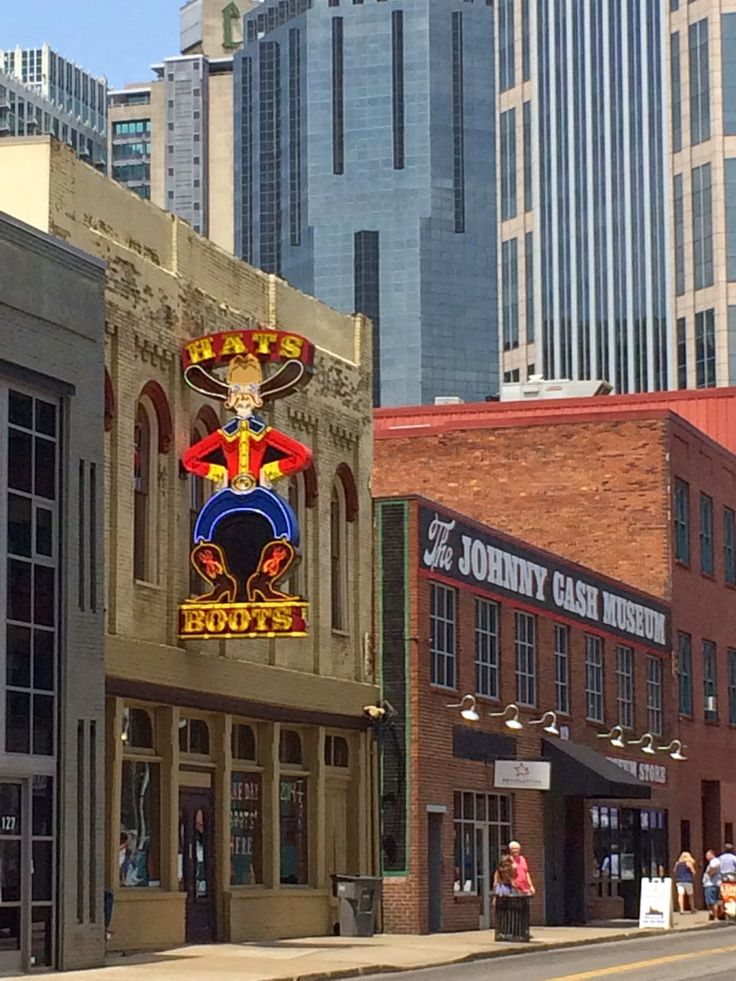 Thrift and Shout: My Guide to Exploring Nashville in 3 Days; Johnny Cash Museum