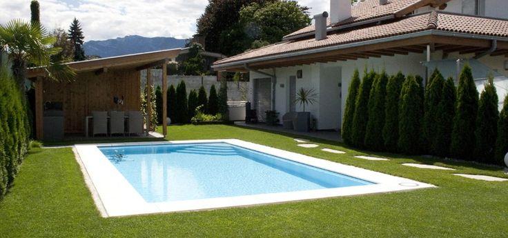 Piscina tracimante senza vasca di compenso, la piscina interrata che rappresenta un eccellenza italiana ad un prezzo incredibile.