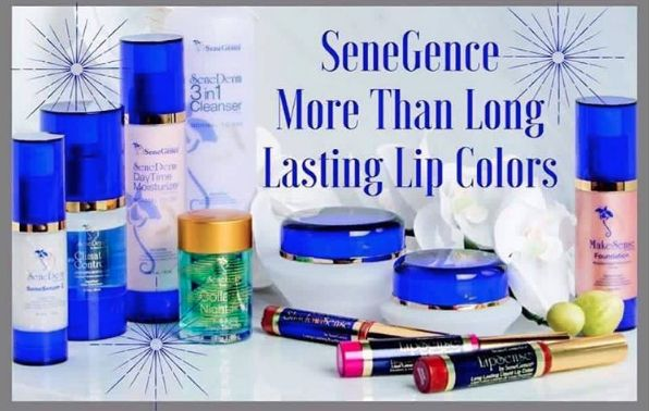 What if your skincare, makeup, eyeshadows and lip colors all worked together to improve your skin and your look? What if they stayed on and didn't smudge off, kiss off or wear off? Our products work together and last from 4-14 hours! #lipsense #senegence #KissablesUT