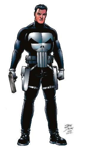 The Punisher by Steve Dillon