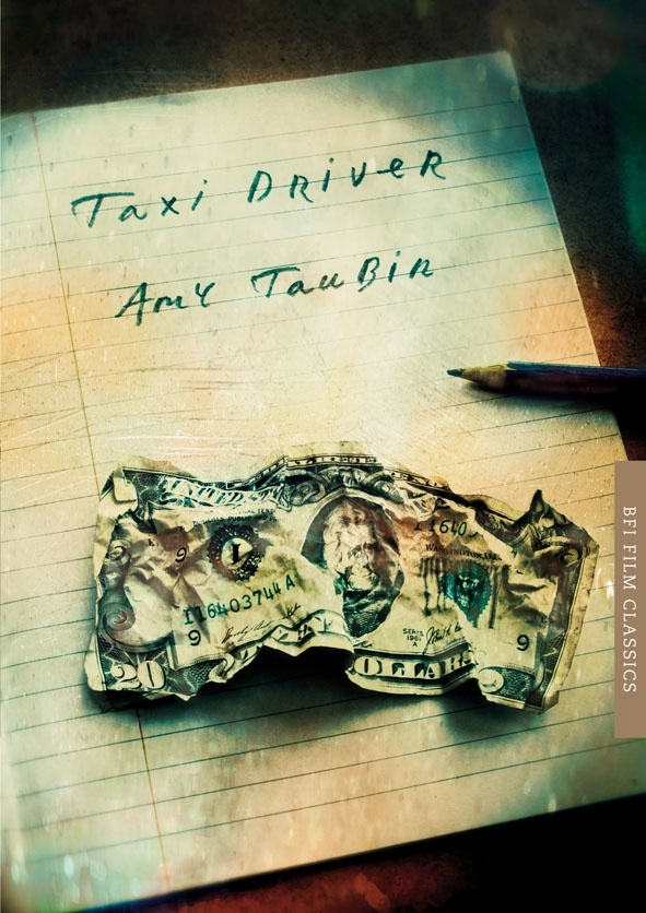 "Image conceived and made by Marc Atkins, for jacket cover ""Taxi Driver"" by Amy Taubin. BFI Publishing."