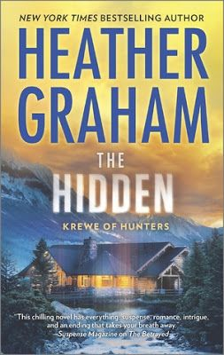 Bea's Book Nook: Bea Reviews The Hidden by Heather Graham