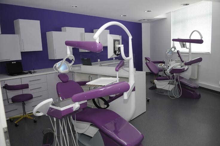 The violet double unit room