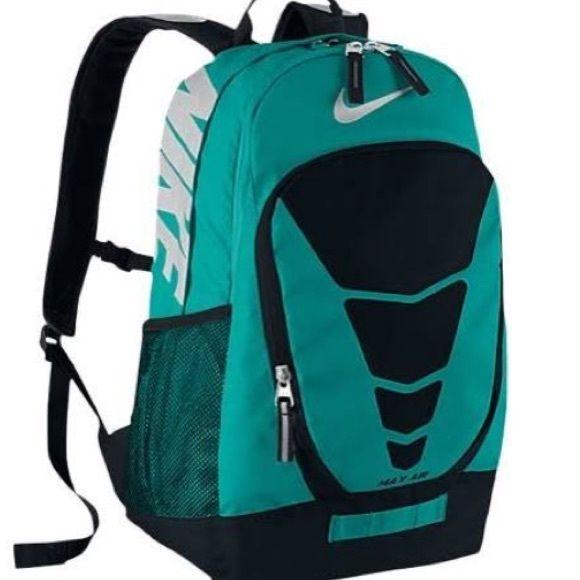 Nike Max Air Vapor BackPack Teal Nike Backpack. Perfect condition. Nike  Bags Backpacks 493fb61e5