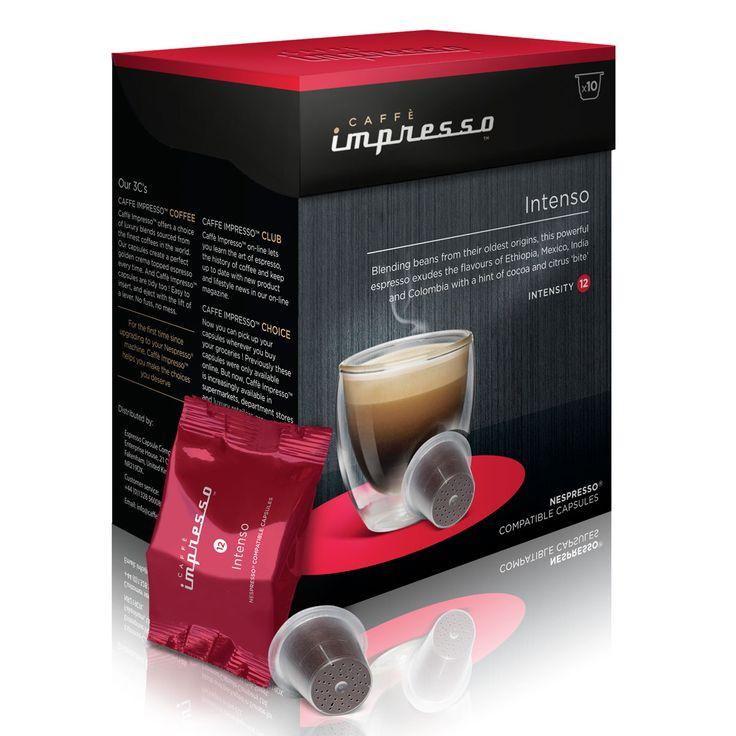 Personal Edge : Caffè Impresso 050179 Intenso