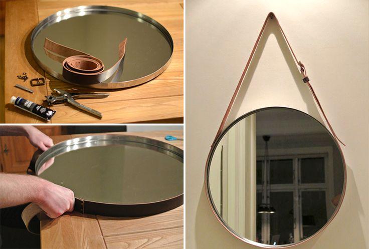 Tendência na decoração espelho Adnet 1