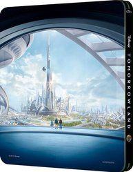 Tomorrowland (Blu-ray SteelBook) (Zavvi Exclusive) [UK] - Release date: October 5th, 2015 Purchase link: Tomorrowland Price: 33.34€ (£23.99)