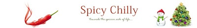 Spicy Chilly. Kerala chicken curry