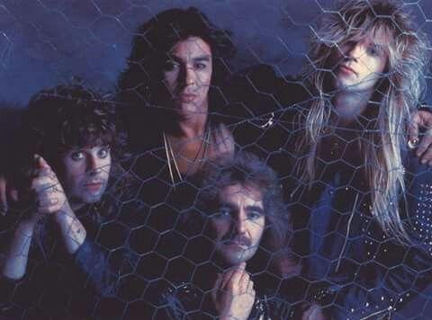 Ozzy Osbourne/Randy Castillo/Geezer Butler/Zakk Wilde
