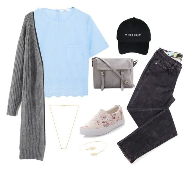 """walking"" by nastyanotnoisy on Polyvore featuring мода, MANGO, Accessorize и Wanderlust + Co"