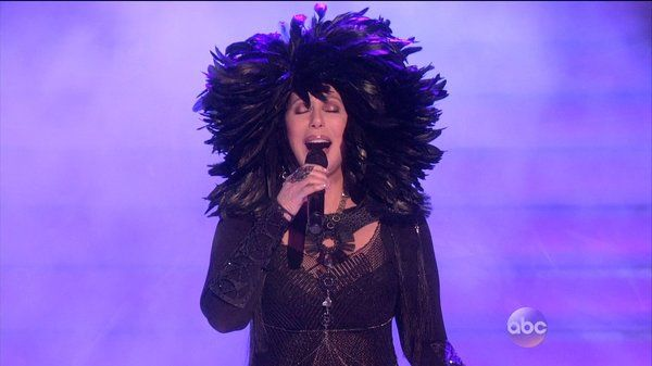 Cher Live on DWTS
