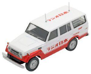Tomica Limited Vintage LV-Ra07 Land Cruiser Radio Japan