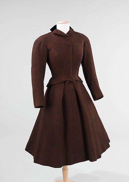 """""""Dressmaker"""" Charles James 1952"""