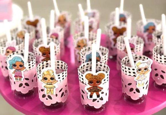 96eb2956f2336 Festa LOL Surprise  mais de 50 ideias lindas para sua filha!   ᐅ Mil dicas  de mãe