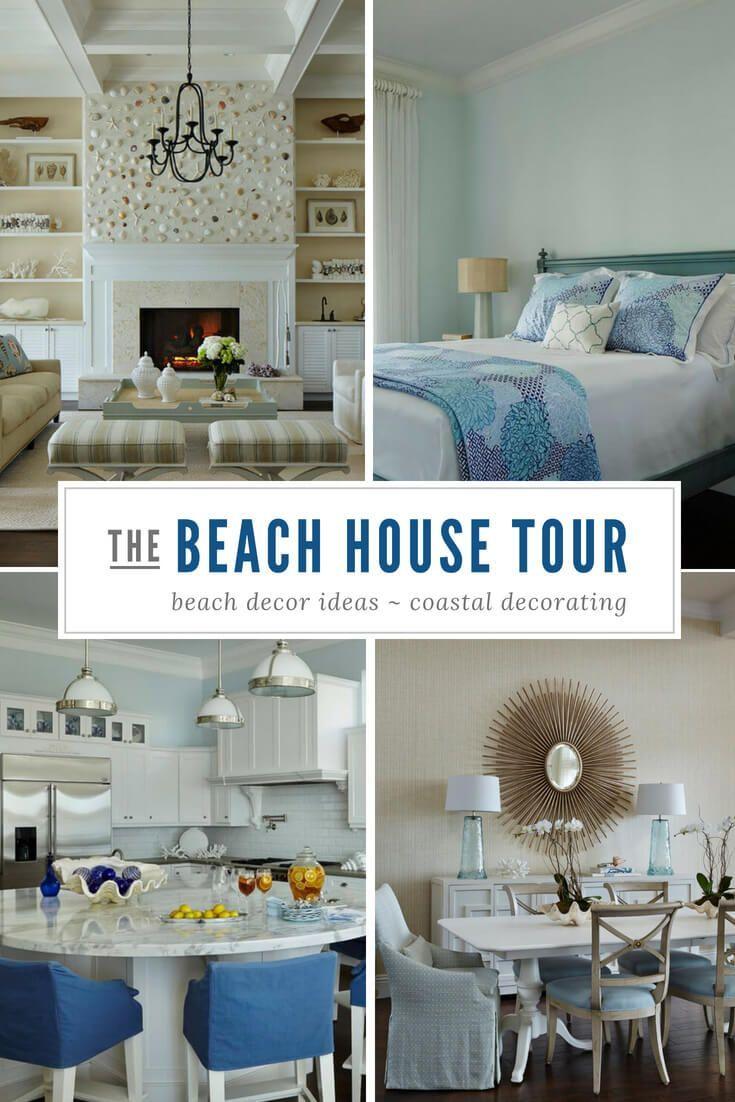 Beach House Decor Inspiration Awesome Beach House Decorating Ideas And Beach Inspired Coastal De Beach House Interior Beach House Decor Beach House Furniture