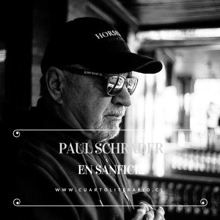 Paul Schrader aeráinvitado especial en SANFIC12!
