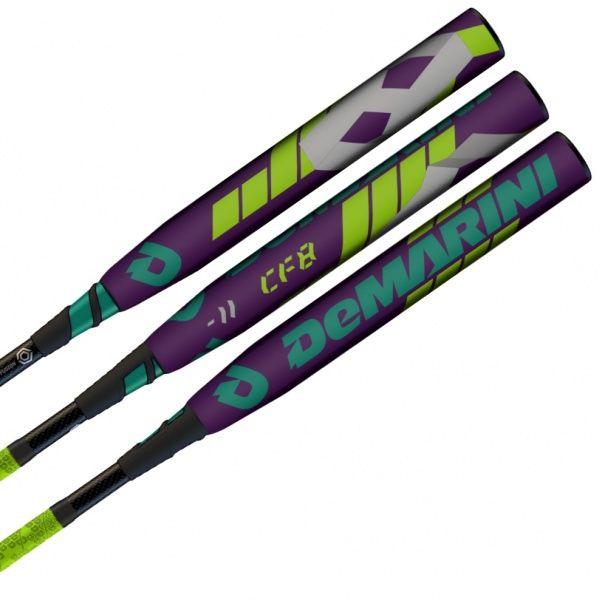 Custom DeMarini 2016 CF8-11 Fastpitch Bat - DeMarini Custom Bats