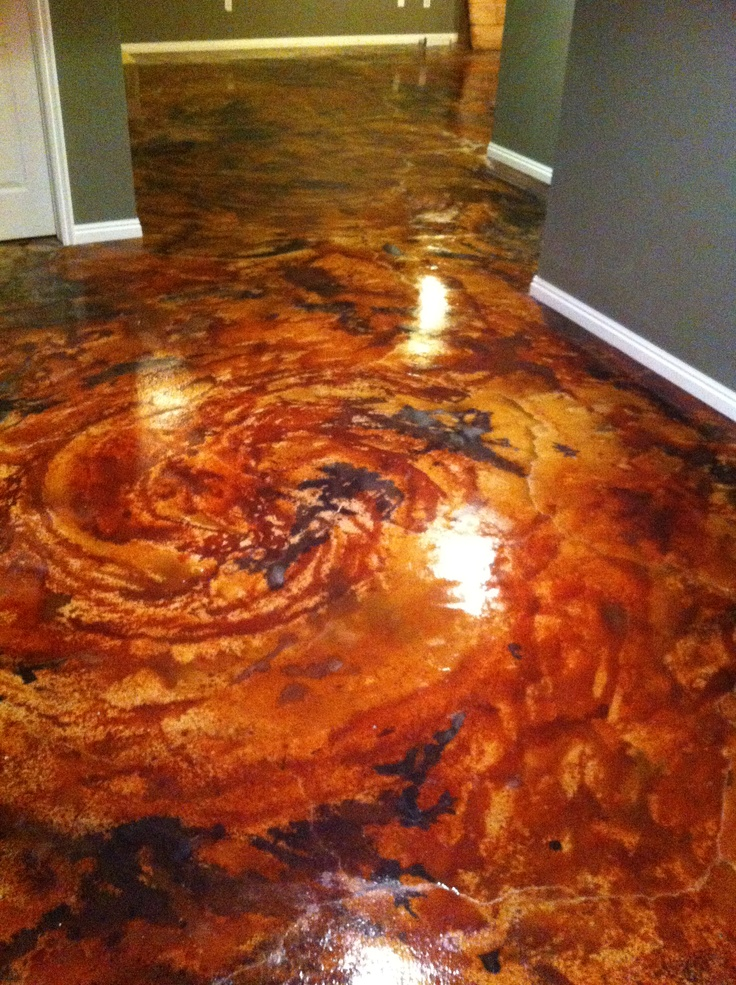 1000 Ideas About Acid Concrete On Pinterest Acid Stain