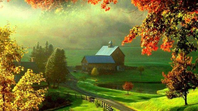 Фото пейзажи природы красивые в высоком разрешении