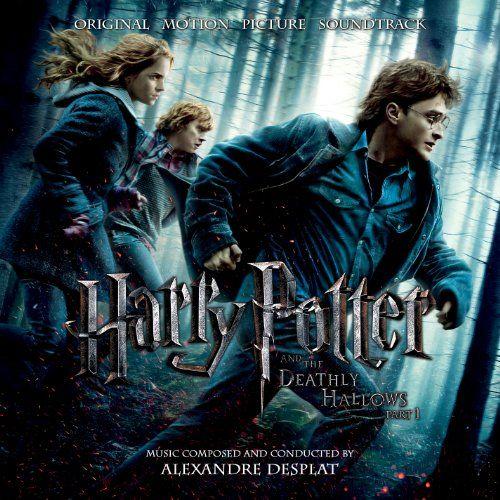 BSO: Harry Potter and the deathly hallows part 1 (Harry Potter y las reliquias de la muerte parte 1) - 2010.