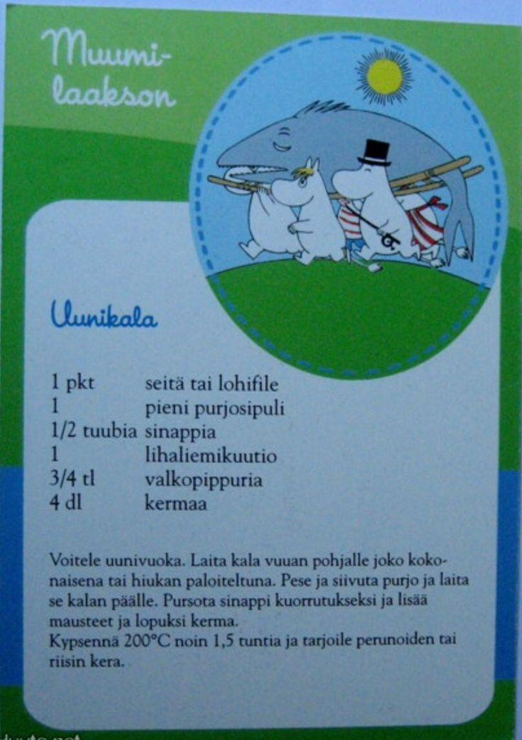 Muumilaakson Uunikala