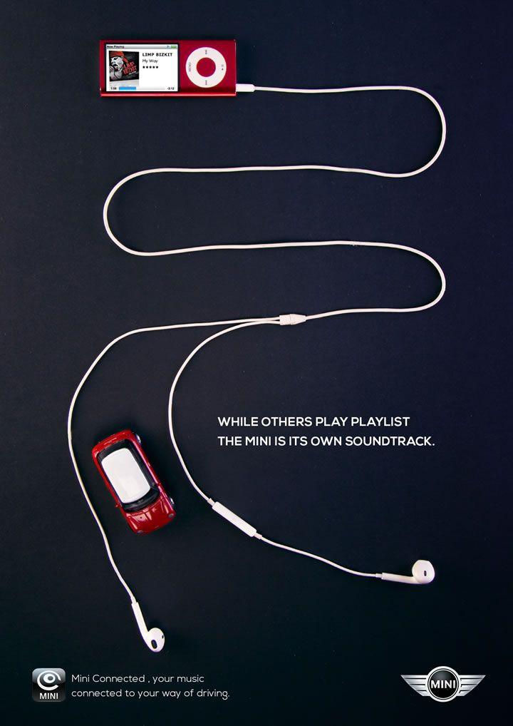 100 publicités créatives d'Octobre 2014 - #Olybop