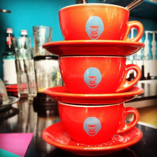 King Kong Coffee in Hasselt, Limburg