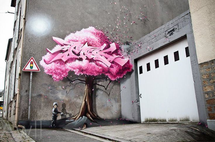 Give me an spray paint and any wall...and I'll Conquer the World