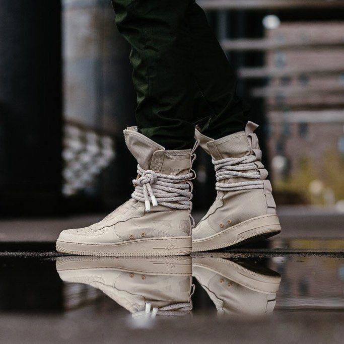 Fancy Nike Sf Air Force 1 Hi Boot Mensfashionsneakers Nike Air Force Max Sneakers Men Fashion Nike Sf Af1
