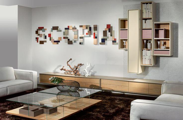 12 best nábytek images on Pinterest Bookshelf ideas, Good ideas - hülsta möbel wohnzimmer