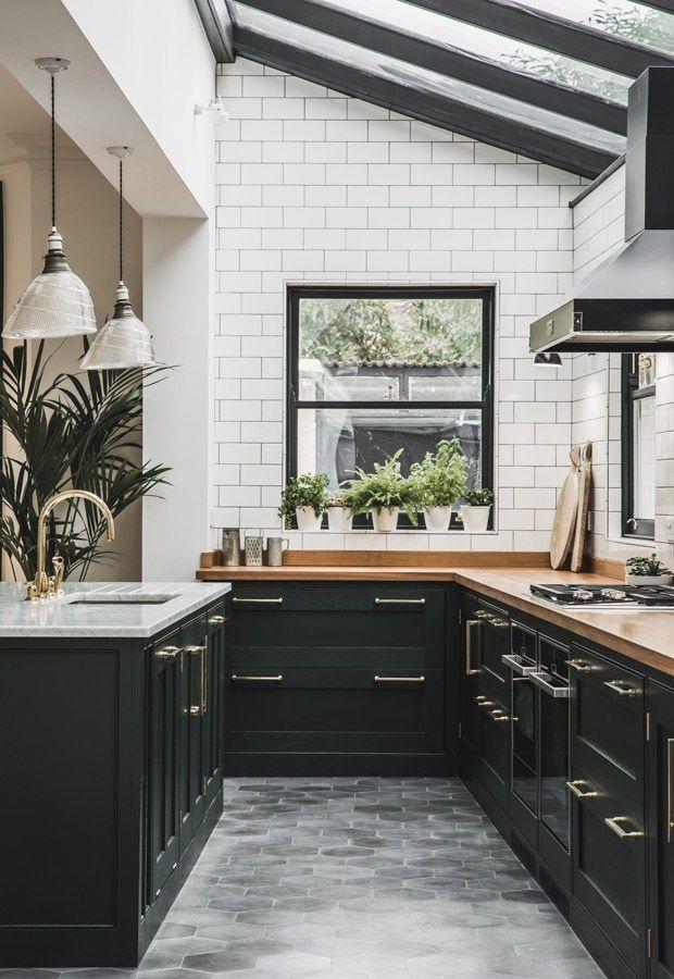 Six ways to add personality to a minimalist kitchen