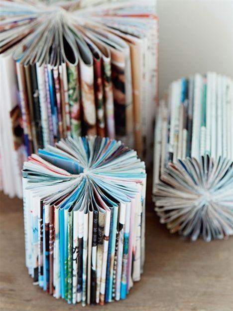 Lim, klip og fold: Spændende genbrug af papir - Hendes Verden