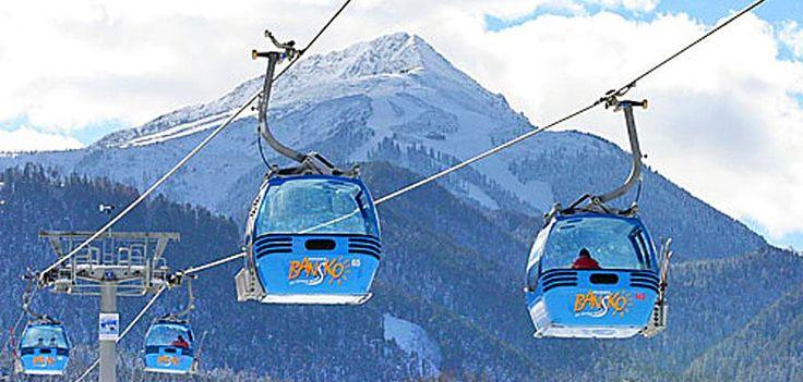 Болгария - горнолыжные туры на 15 января. Курорт Банско. Перелет рейсом а/к Аэрофлот