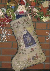 Shepherd's Bush - Josh's stocking?