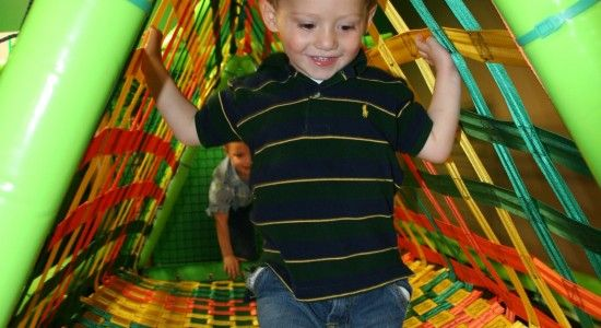 Best Indoor Play Places In Denver