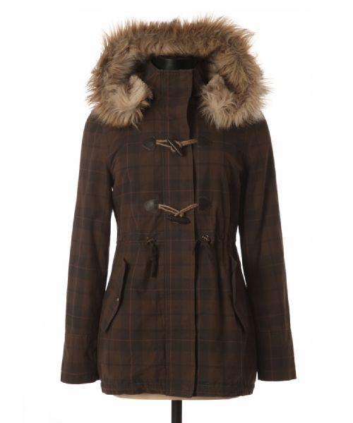 bootlegger.com : coffeeshop plaid sherpa lined jacket