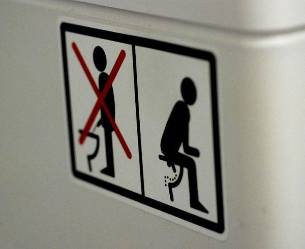 Bathroom Signs German 193 best bathroom signs images on pinterest | bathroom signs