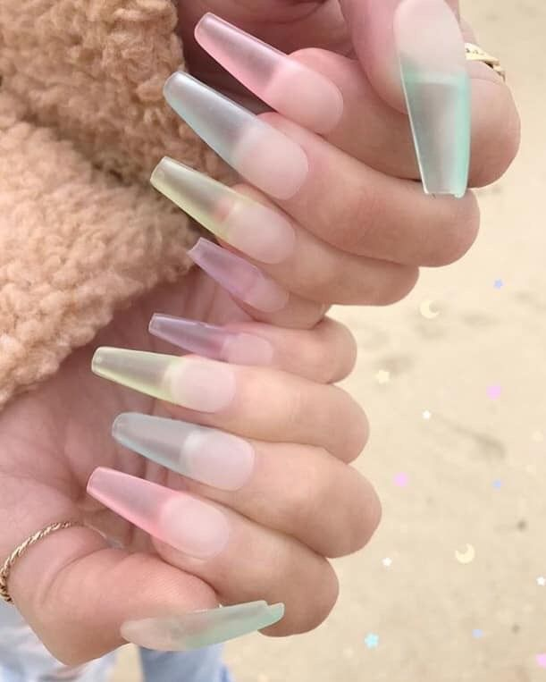 Nailsbynaeture On Instagram New Set Using Heybeautifulsupplies Glitter Acrylic In 133 I Also Use Heybeautifulsupplies Mo In 2020 With Images Glitter Acrylics Nail Tips Nails