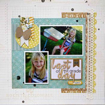 June 2012 PageMaps butterfly ribbons on circle: Layout Inspiration, Layout Ideas, 2012 Pagemap Along, Azur Sky, 11 Scrapbook, Scrapbook Layout, A Scrapbook, Pages Maps, Kids Layout