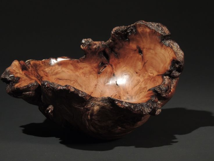 9 White Oak Burl Bowl By John Hoyt Quot From The Forest