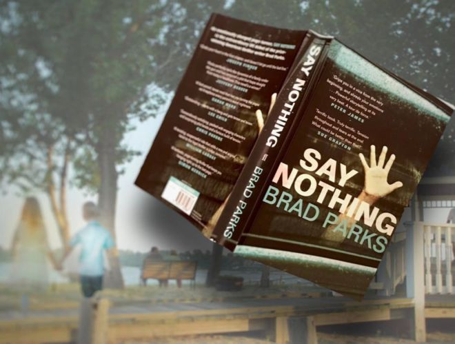 "Thriller set in VIRGINIA ""Say Nothing"" by Brad Parks http://www.tripfiction.com/thriller-set-in-virginia/"