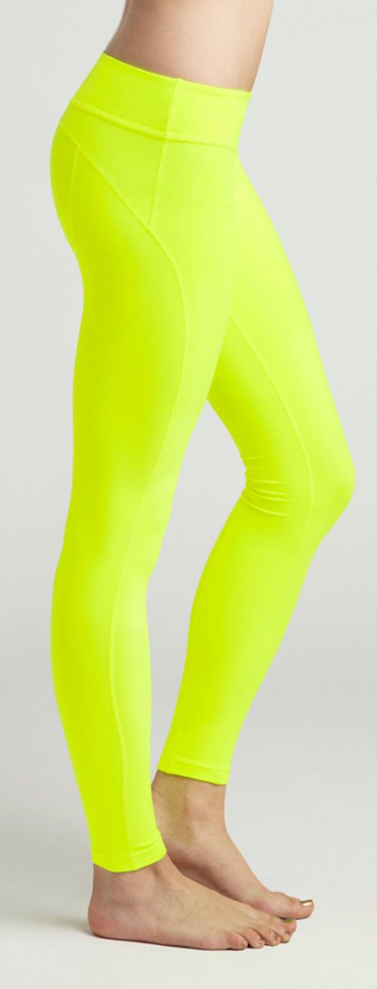 I found the NIKE PRO Capri ones yesterday! They are in the rotation for Wednesdays! What a bright day it will be!