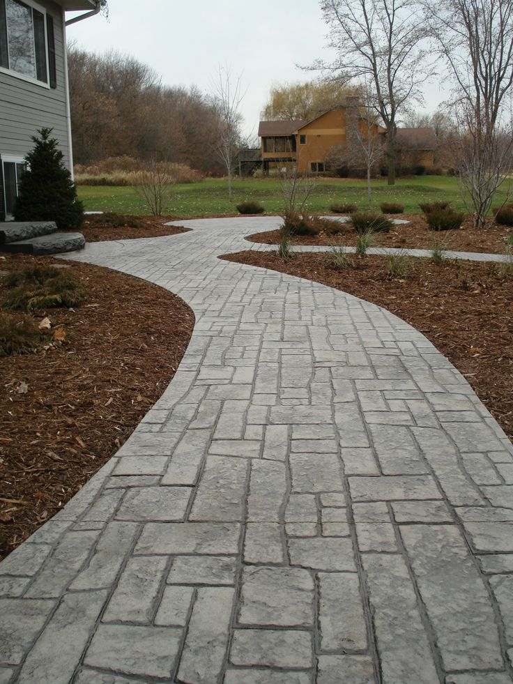 Images Of Stamped Concrete Patios: Image Detail For -Stamped Concrete Paths
