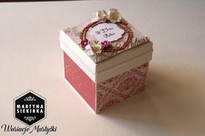 Pasja... : Box ślubny