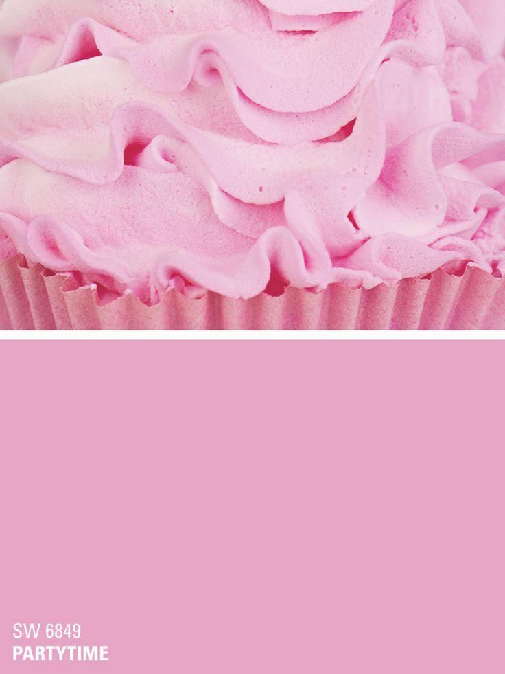 78 Best Think Pink Pink Paint Colors Images On Pinterest