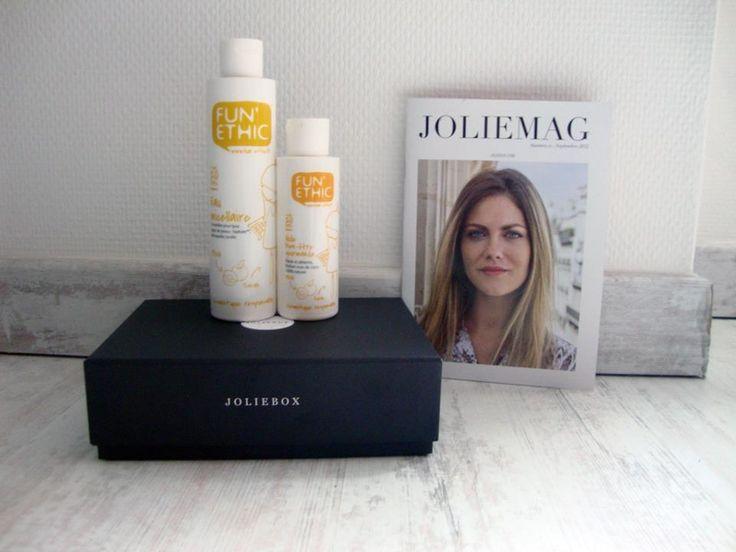 JolieBox / Birchbox